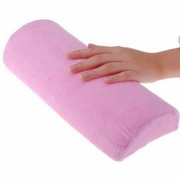 cuscino manicure rosa
