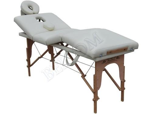Lettino Da Massaggio Pieghevole.Lettino Da Massaggio 4 Zone Pieghevole